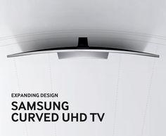 Samsung Curved UHD TV Design Story - The Samsung Curved UHD TV design, Delivering an expanded TV experience.