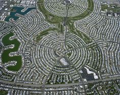 America's Oddly Beautiful Suburban Sprawl, Photographed From The Sky | Co.Exist | ideas + impact