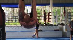 Strength and Conditioning - MMA circuit training workout Highlight from Phuket top team