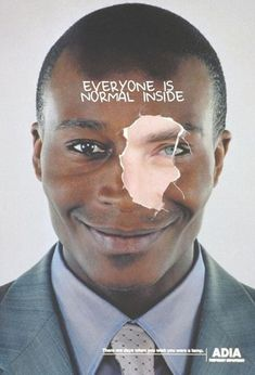 Anti-racism poster gone wrong. This is so wrong! was anyone on this PR campaign thinking?