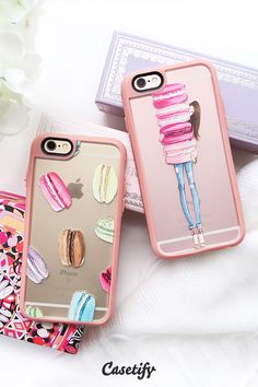 Click through to shop these #macaron iPhone 6/6S #Protective Case designs >>> https://www.casetify.com/artworks/xvXoXwvpYZ #phonecase | @casetify