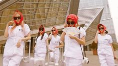 Crayon Pop reveal their thoughts on opening up for Lady Gaga's concert tour | http://www.allkpop.com/article/2014/03/crayon-pop-reveal-their-thoughts-on-opening-up-for-lady-gagas-concert-tour