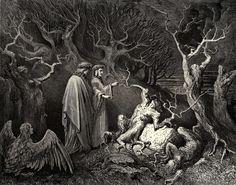 Gustav Doré ; Dante