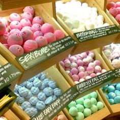 Lush products rock!