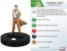 Hannibal King #013b Amazing Spider-Man Marvel Heroclix - Marvel: Amazing Spider-Man - Heroclix
