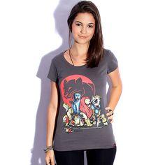 Camiseta 'About Thunder and Cats' - Catalogo Camiseteria.com   Camisetas Camiseteria.com - Estampa, camiseta exclusiva. Faça a sua moda!