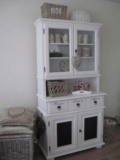 Brocante kast Redo Furniture, Decor, Home, Sweet Home, Cabinet, Diy Furniture, Furniture, Recycled Furniture, Farmhouse Furniture