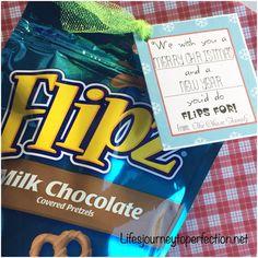 Neighbor Gift Idea you'd do Flips for!!