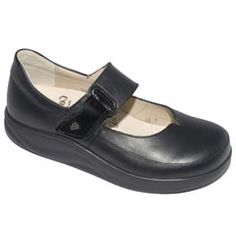 b1fa7289f5 Finn Comfort Nagasaki Nappa Leather Soft Fb Black Shoe Nagasaki, Mary Jane  Shoes, Buy