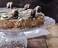 No Bake Desserts, Dessert Recipes, Tiramisu, Pudding, Baking, Cake, Ethnic Recipes, Mosaic, Food