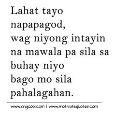 Pacute.com - Tagalog Love Quotes Collections Online   Tagalog Sad Love Quotes