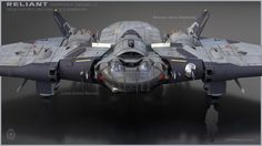 Star Citizen — kein3lust: The MISC Reliant Tana - Skirmisher...