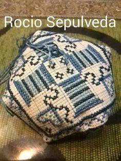 Biscornu de Rocio Sepulveda
