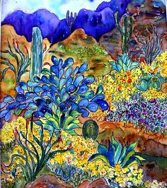Spring in Arizona by Kay Kindall
