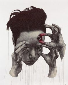 Created by Seungyea Park _________________________ Follow @artistry_of_drawing for more amazing art _________________________ _________________________ #artistry_of_drawing #art #artist #artwork #illustration #artistsoninstagram #instaart #instadraw #instadaily #draw #drawing #traditionalart #digitalart #pencil #beautiful #sketch #sketchbook #picture #artsy #ink #color #instagram #instagood #creative #dailyart #artoftheday #creepy #dark