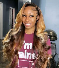Locks, Blonde Natural Hair, Blonde Hair, Curly Hair Styles, Natural Hair Styles, Baddie Hairstyles, Girl Hairstyles, Hair Laid, Braids For Black Hair