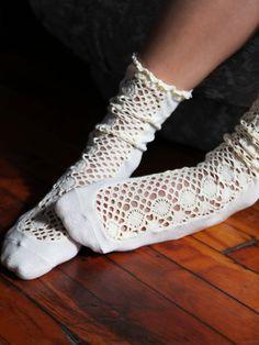 Free People Daisy Lane Ankle Sock on Wanelo