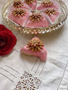 Traditional algerian sweets and cakes, ,