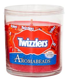 Look at this Twizzlers 6-Oz. Jar Candle on #zulily today!