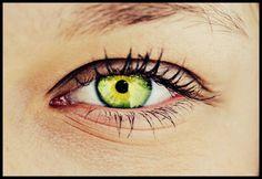 Eye . by ~Nattacia