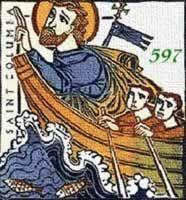 St Colmcille (St Columba)