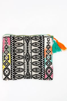 Judith March Tribal Bag