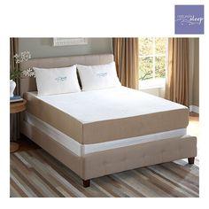 "Nature's Sleep 10"" Memory Foam Mattress - Assorted Styles"