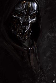 Dishonored Fan Art // Corvo Attano by Nagy Norbert