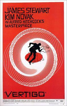 Vertigo (1958) Film Noir