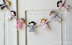 Little Doll Garland
