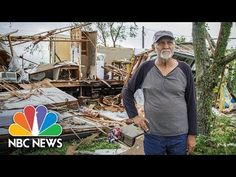 Man Returns Home To See What Hurricane Harvey Destroyed | NBC News - YouTube