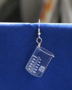 Chemistry Earrings 1 by Laseraddiction on Etsy, $7.00