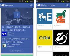 """Quando oGoogle Play Newsstand foi lançado(Play Banca no Brasil), o Google prometeu não tardar muito para """"matar"""" o Currents (Atualidades, em português) e assim o fez: desde esta quarta-feira, já não é mais possível encontrar o aplicativo na loja oficial do Android.Para quem não faz ideia do que se"""
