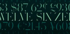 Appetize your type taste-buds on this selection below, and stock up your type toolkit with these 2015 typefaces...
