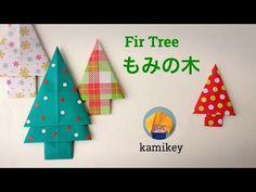 【折り紙】簡単!リースリング Wreath Ring Origami(カミキィ kamikey) - YouTube