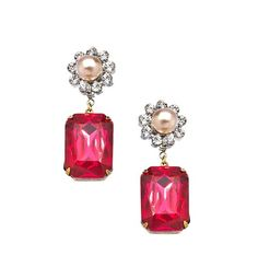 Gorgeous statement earrings under $100 - Red Alert | Gallery | Glo