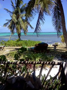 Ak'Bol, San Pedro Belize.  Best vacation spot for relaxation, yoga, and good spiked fruit smoothies :)