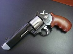 Smith & Wesson 627 vcomp .357 Magnum