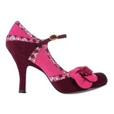 fa4ab7ca Buy Online Ruby Shoe High Heel Court | FREE Delivery In Ireland at  greenesshoes.com
