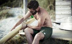Mr Jago Peachey - SWIM SHORTS | THE EDIT | The Journal | MR PORTER
