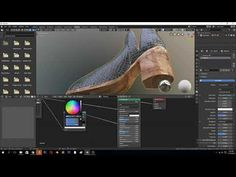 in this video i show you that even with just one image you can fake the pbr look using one image map and and a colorramp node to make bamp maps, rough maps o. Blender 3d, Create Animation, Animation Film, 3d Computer Graphics, Blender Tutorial, 3d Software, Image Map, 3d Tutorial, Game Engine