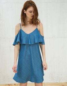 Dresses - WOMAN - WOMAN - Bershka Belgium