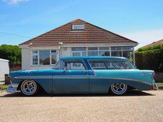 1956 chevy nomad wagon