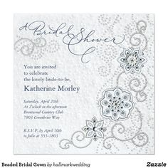 20 Best Hallmark Bridal Shower Invitations Images Bridal Shower