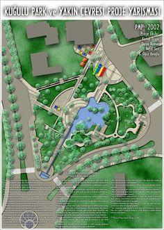 #landarch #peymim  C-Kugulu Park by bearsign.deviantart.com