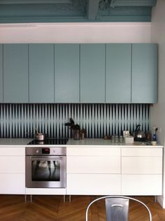 Popham Design tiles backsplash