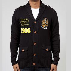 Alpha Phi Alpha Fraternity BMOC Cardigan - Greek - Shop