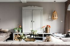 Stijlcollecties - The Color Collection Paint Code, French Armoire, Home And Living, Living Room, Long Walls, Collor, Floor Colors, My Dream Home, New Homes