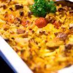 Maukas broileri-perunavuoka Egg Recipes, Chicken Recipes, Cooking Recipes, Healthy Recipes, Good Food, Yummy Food, Easy Cooking, Food Inspiration, Dinner Ideas