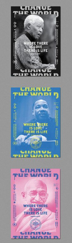 change the world Poster Design, Poster Layout, Graphic Design Layouts, Print Layout, Layout Design, Print Design, Typography Poster, Graphic Design Typography, Identity Design